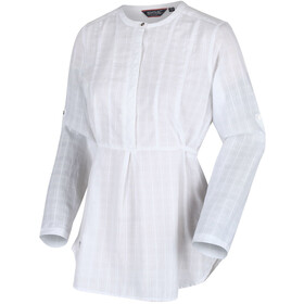 Regatta Maladee Blouse Women White Dobby